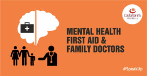 mental health first aid, family doctors, health crisis