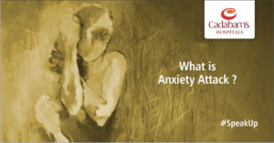 Anxiety panic attack