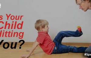 IS YOUR CHILD HITTING YOU?