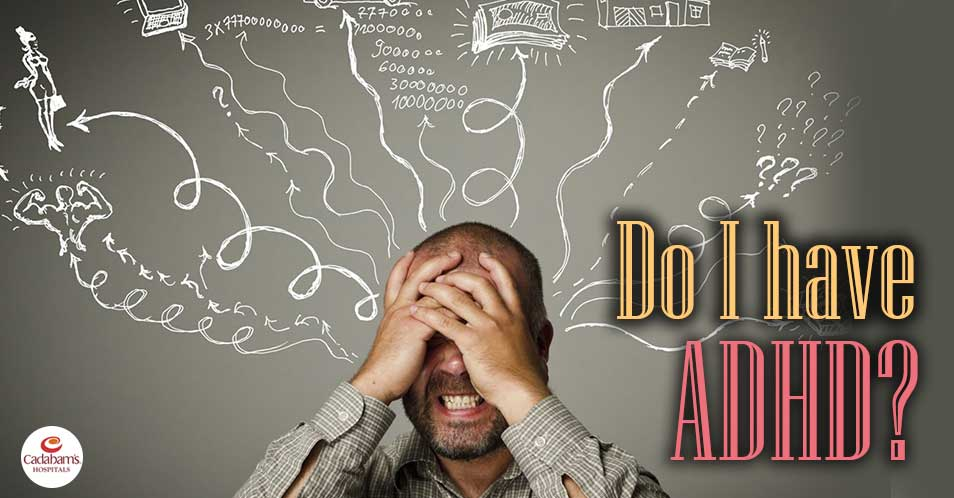 Attention Deficit Disorder Symptoms