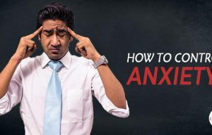 Dealing Anxiety