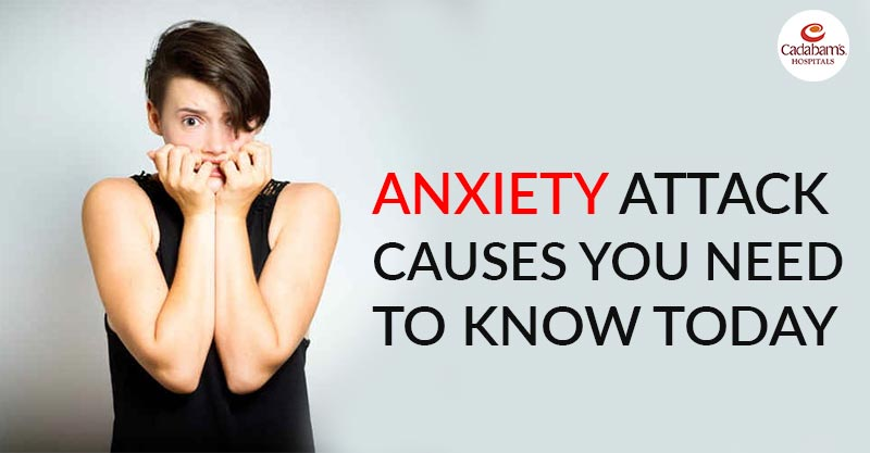 Anxiety Attack Causes