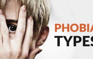 phobia types cadabam's hospitals