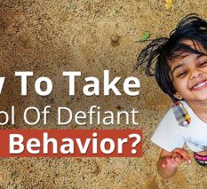 How To Take Control Of Defiant Child Behavior? Cadabam's Hopsitals