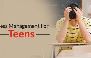Stress-Management for Teens