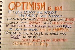 Optimistic Person