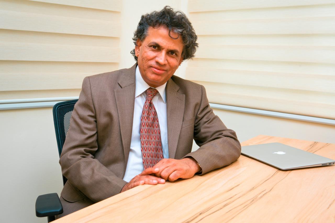 Dr B. R. Madhukar